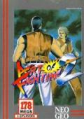 Art of Fighting 2  cover