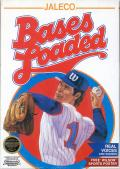 Bases Loaded NES cover