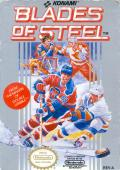 Blades of Steel NES cover