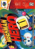 Bomberman Hero  cover
