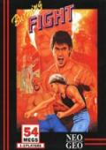 Burning Fight Neo-Geo cover