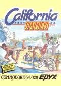 California Games  cover