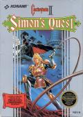 Castlevania 2: Simon's Quest  cover