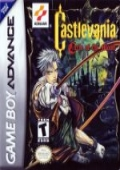 Castlevania: Circle of the Moon Game Boy Advance cover