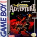 Castlevania: The Adventure  cover