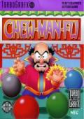 Chew Man Fu  cover