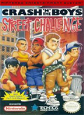Crash 'n the Boys: Street Challenge NES cover