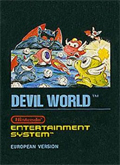 Devil World  cover