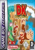 DK: King of Swing Game Boy Advance cover