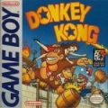 Donkey Kong (Game Boy)  cover