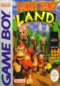 Donkey Kong Land Game Boy cover