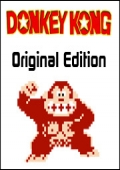 Donkey Kong: Original Edition NES cover