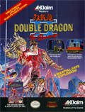 Double Dragon II: The Revenge  cover