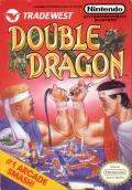 Double Dragon NES cover