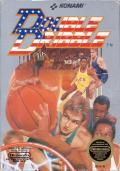 Double Dribble NES cover