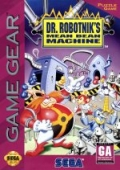Dr Robotnik's Mean Bean Machine (GG)  cover