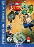 Earthworm Jim 2  cover