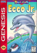 Ecco Jr  cover