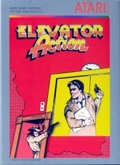 Elevator Action NES cover