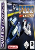 F-Zero: GP Legend  cover