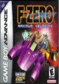 F-Zero Maximum Velocity  cover