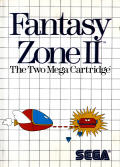 Fantasy Zone 2: The Tears of Opa-Opa Master System cover