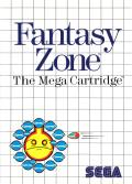 Fantasy Zone Master System cover