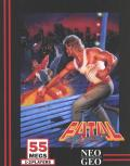 Fatal Fury Neo-Geo cover