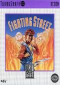Fighting Street TurboGrafx-16 cover