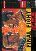 Final Fight SNES cover