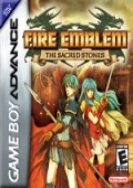 Fire Emblem: The Sacred Stones Game Boy Advance cover