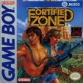 Fortified Zone Game Boy cover
