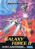 Galaxy Force 2 Genesis cover