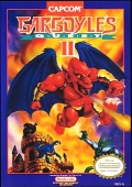 Gargoyle's Quest II: The Demon Darkness  cover