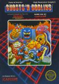 Ghosts 'n Goblins NES cover