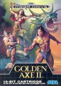 Golden Axe 2  cover