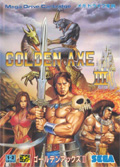 Golden Axe 3  cover