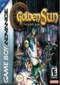 Golden Sun: The Lost Age Game Boy Advance cover