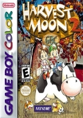 Harvest Moon 2 Game Boy Color cover