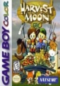 Harvest Moon GBC Game Boy Color cover