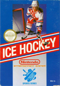 Ice Hockey  cover