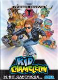 Kid Chameleon  cover