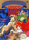 King's Knight NES cover