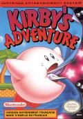 Kirby's Adventure NES cover