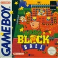 Kirby's Block Ball Game Boy cover