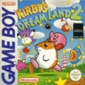 Kirby's Dream Land 2 Game Boy cover