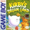 Kirby's Dream Land Game Boy cover