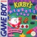 Kirby's Pinball Land Game Boy cover