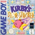 Kirby's Star Stacker Game Boy cover