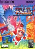 Legend of Hero Tonma  cover